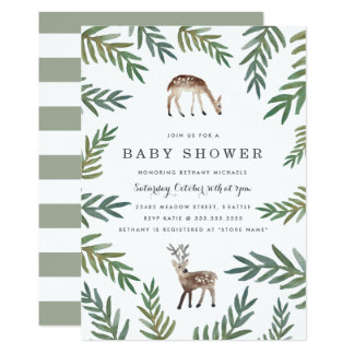 Loved Dearly Baby Shower Card