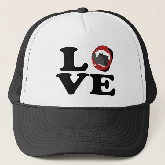 lovefangs cap