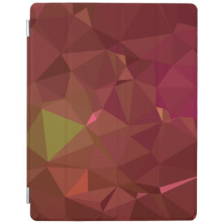 LoveGeo Abstract Geometric Design - Auburn Forest iPad Cover