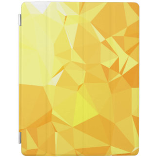 LoveGeo Abstract Geometric Design - Beehive Sunset iPad Cover