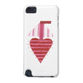 Loveheart Boat 5th Generation I-Pod Touch Case