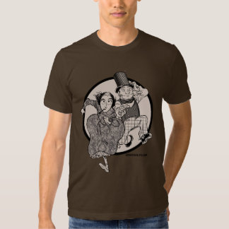 Lovelace and Babbage Leap Shirts