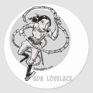 Lovelace Sticker