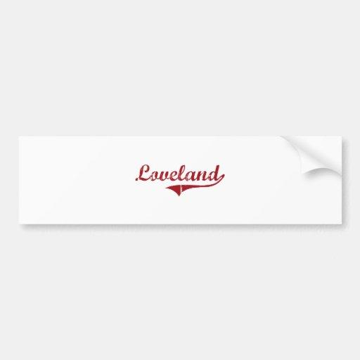 Loveland Ohio Classic Design