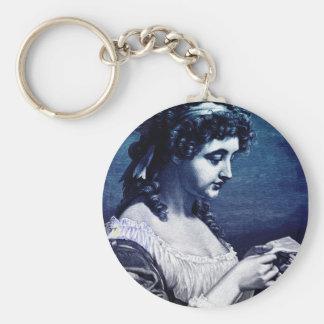 Loveletter Maiden Keychain