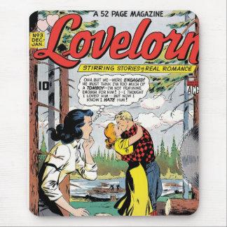 Lovelorn #3 Mousepad