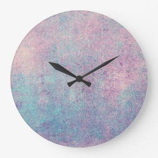 Lovely Abstract Grunge Vintage Cool Wall Clock