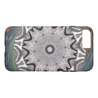 Lovely Africa Asia traditional edgy pattern iPhone 7 Plus Case
