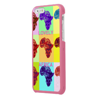 Lovely Africa Colors Matata iPhone 6 Wallet Case Incipio Watson™ iPhone 6 Wallet Case
