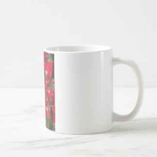Lovely Alien Crimson Basic White Mug