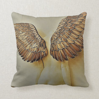 Lovely Angel back and wings  Cushion