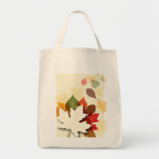 Lovely Autumn Leaves Tote Bag
