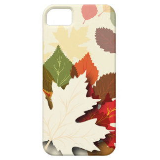 Lovely Autumn Leaves iPhone 5 Cases