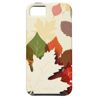 Lovely Autumn Leaves iPhone 5 Case