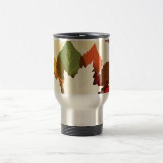 Lovely Autumn Leaves Mug