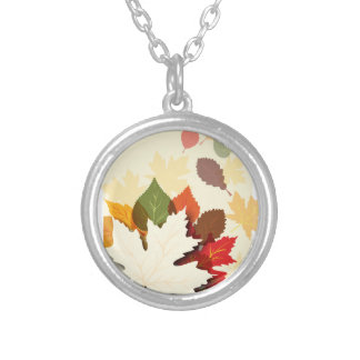 Lovely Autumn Leaves Necklaces