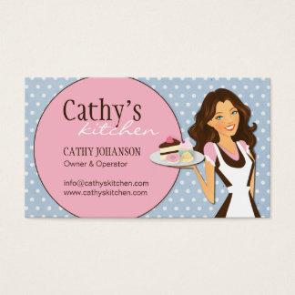 Lovely Bakery Business Card
