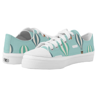 Lovely Balloons Low Top Shoes for everyday wear Printed Shoes