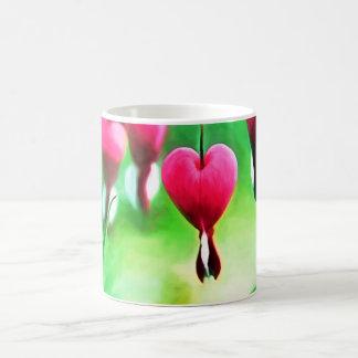 Lovely Bleeding Hearts Classic Mug