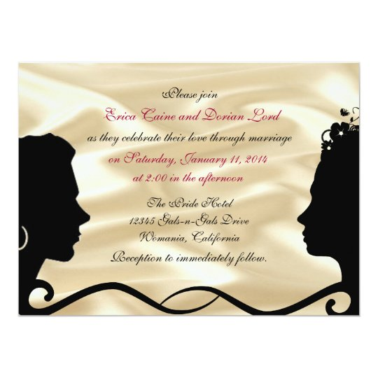 Lovely Brides Custom Wedding Invitations