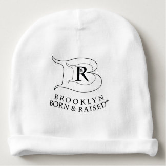 LOVELY BROOKLYN BORN AND RAISED HAT BABY BEANIE