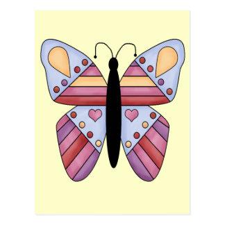 Lovely Butterfly Postcard