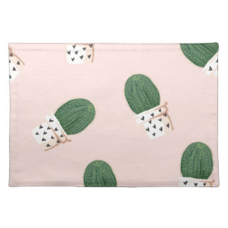 Lovely Cactus Placemat