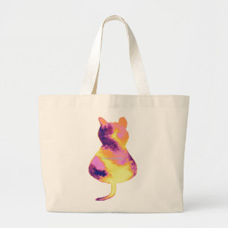 Lovely cat ! bags