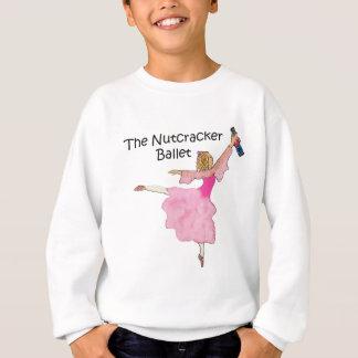 Lovely Clara and her Nutcracker Sweatshirt