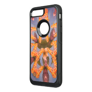Lovely Colorful African Giraffe commuter series OtterBox Commuter iPhone 8 Plus/7 Plus Case