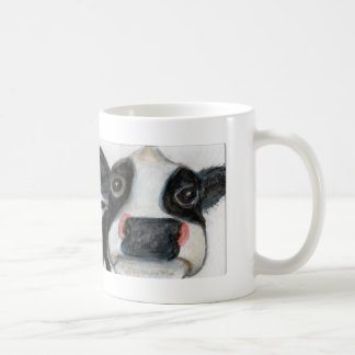 Lovely Cow Mug Personalise Birthday Christmas