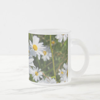 Lovely daisies and a bee mug