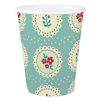 Lovely Designed Party Paper Cups