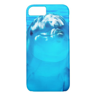 Lovely Dolphin Underwater Sea Life iPhone 7 Case