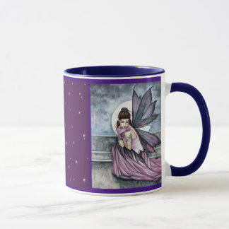 Lovely Fairy Mug by Molly Harrison
