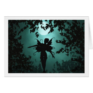 lovely fairy Note Card