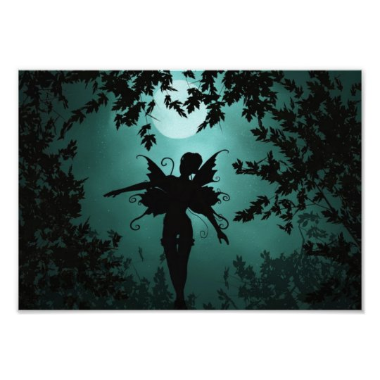 lovely fairy Poster