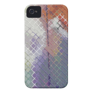 Lovely Fence iPhone 4 Covers
