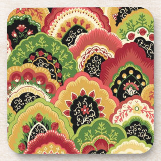 Lovely Floral Coaster