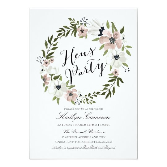 rustic country western boot vintage hens party invitation zazzle co uk