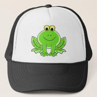 Lovely Frog Trucker Hat