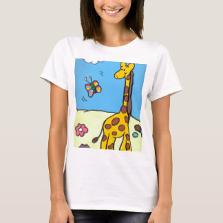 Lovely Giraffe T-Shirt