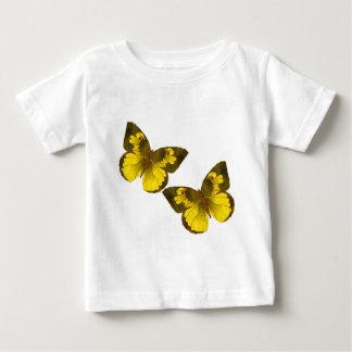 Lovely Golden Butterflies Shirts