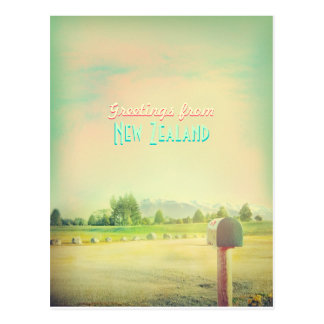Lovely greeting card postcard