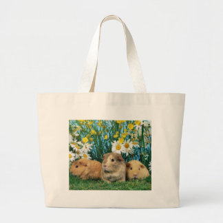Lovely Hamsters 35 Large Tote Bag