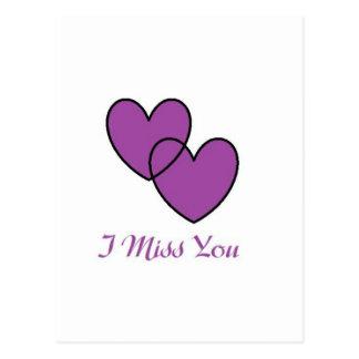 Lovely Heart Post Card