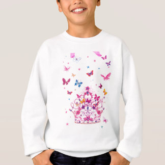 Lovely Infinity Butterfly Sweatshirt