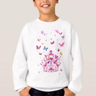 Lovely Infinity Butterfly Sweatshirt