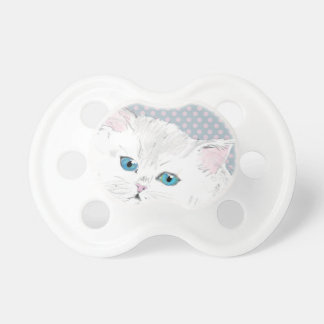 lovely kitty pacifiers