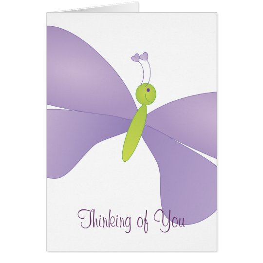 Lovely Laura Butterfly Card